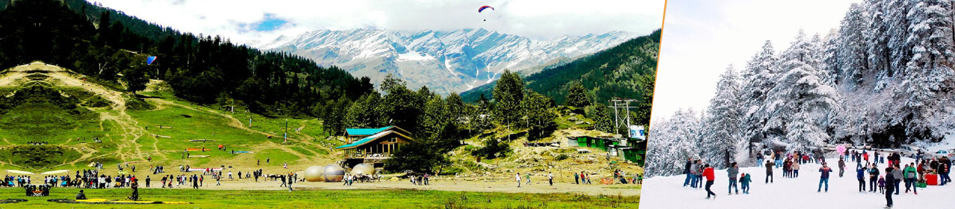 manali volvo package from delhi