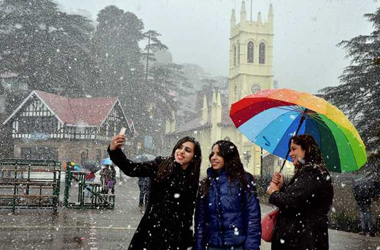 shimla manali package by Volvo Bus
